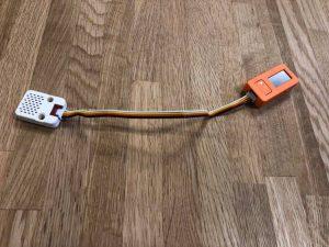 M5StickCにセンサーを接続